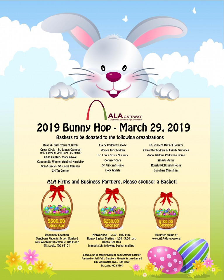 Operation Bunny Hop Flyer